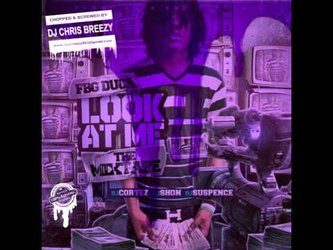 Right Now-FBG Duck (Chopped & Screwed By DJ Chris Breezy)