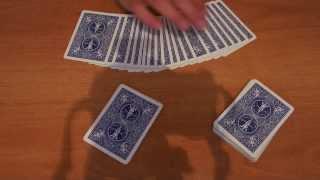 Бесплатное обучение фокусам с нуля! Карточные фокусы для начинающих!