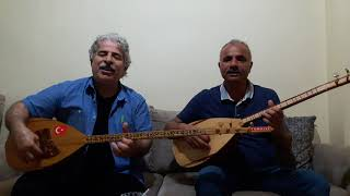 Abdullah Ünsal ve Aşık İbrâhim Demirtaş Gurbeti Ben Yarattım mi