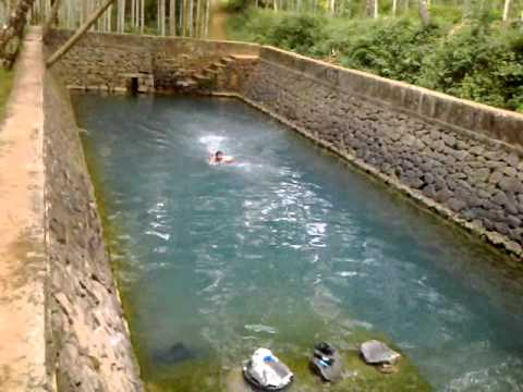 Big Natural Swimming Pool Youtube