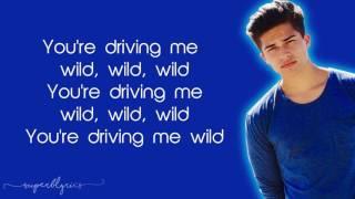 Troye Sivan ft. Alessia Cara - Wild (Lyrics)(Alex Aiono Cover)