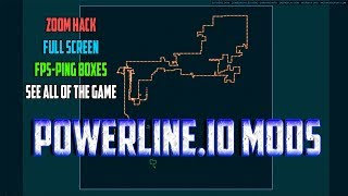 Powerline.io Game Play, Powerlineio Mods, Hacks, Cheats, Bots Zoom Debug Mode