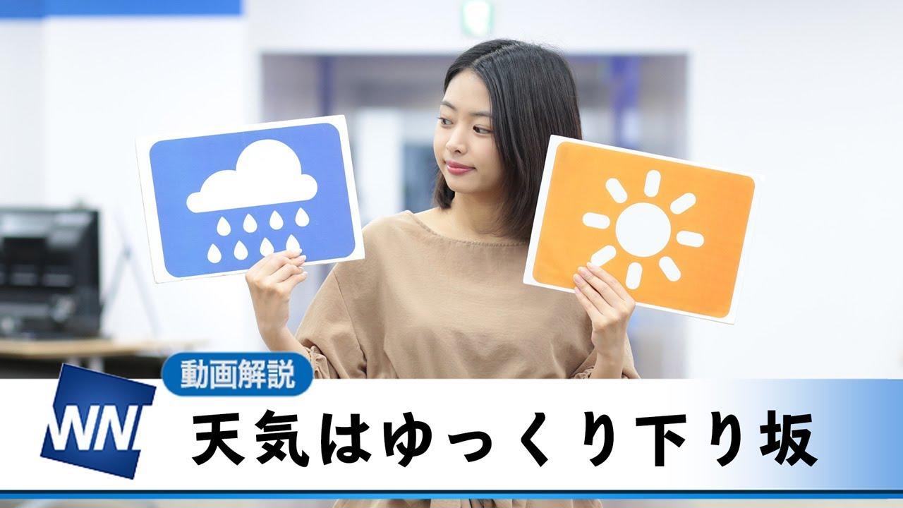 お天気キャスター解説 12月2日(日)の天気 - YouTube