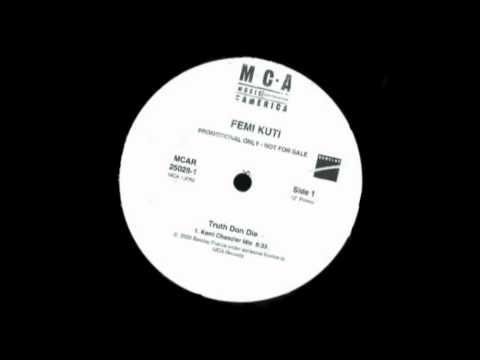 Femi Kuti - Sorry Sorry ( Old School Afro Dub )