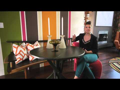 Small Spaces Decorating Ideas - Small Living Space, Dining Room, Living Room - Lamps Plus