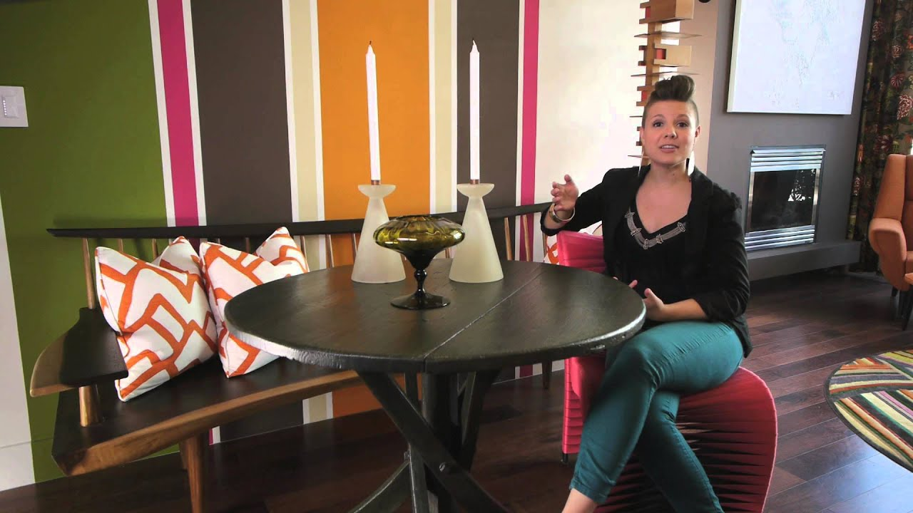 Small spaces decorating ideas small living space dining room living room youtube - Small spaces big design decoration ...