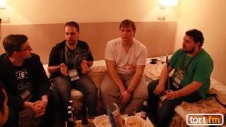Интервью c продюсером Bless на Игромир 2016.