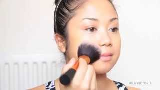 HOW TO | Make your foundation stay on longer | milavictoria