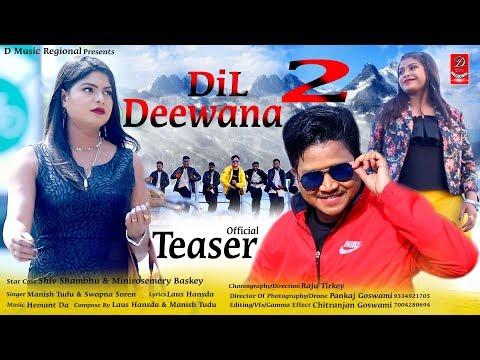 Dil Dil Dil Deewana||Hit Santhali Video Song 2019||Shiv Shambhu & MiniRosemery