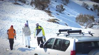 Rhino-rack | 564 Ski Carriers And Snowboard Carriers