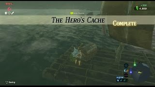 Sidequest A Hero's Cache - Kass | The Legend of Zelda: Breath of the Wild