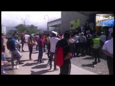 Autoridades confirmaron la presencia de estafadores en la oficina de tránsito
