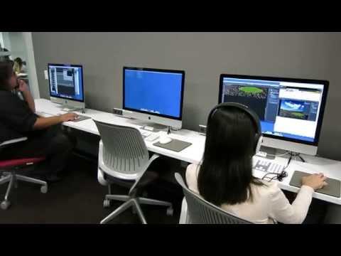 Oviatt Library presents The New Creative Media Studio