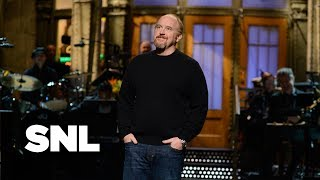 Louis Monologue - Saturday Night Live