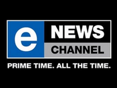 Nadav Ossendryver On ENews (Channel 403) - 21 October 2012 - Latest Sightings