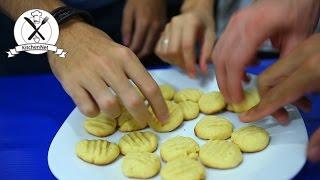 como fazer um biscoito muito rápido kitchennet ep 11