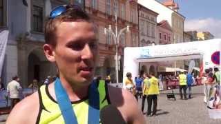 Česká pojišťovna Mizuno RunTour - České Budějovice, 26. 4. 2014
