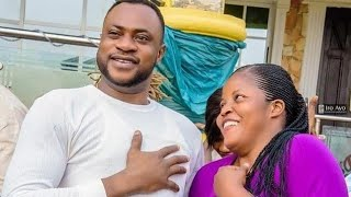 Watch as Odunlade flaunts his wife in new music video Omo baba