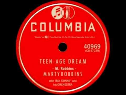 Teen-Age Dream Paroles – MARTY ROBBINS – GreatSong