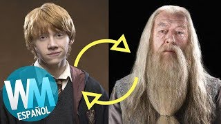 ¡Top 10 TEORÍAS de Fanáticos de HARRY POTTER!