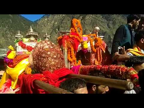 Yamunotri Temple Opening Ceremony 2018 Videos