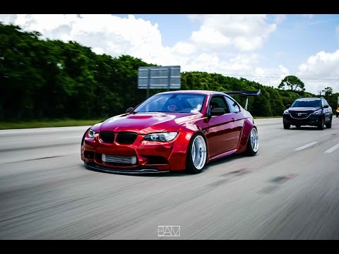 Wicked Widebody e92 HDWERKS 4k