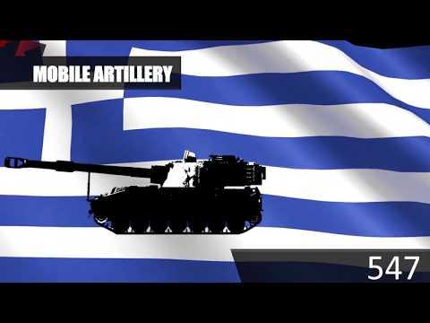 Greek ARMY In Numbers    Ο Ελληνικός Στρατός σε αριθμούς - By Nemesis HD