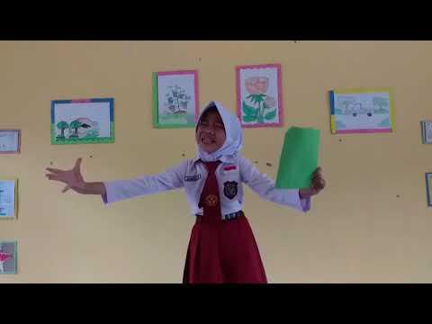 FLS 2019 Lomba Baca Puisi Halimatus Syifa Ilmi Suci Sofana SDN 3 Ngromo