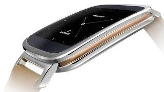 ASUS ZenWatch Android Wear 5.1.1 features