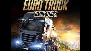 Euro Truck Simulator 2 Gameplay PC(HD)