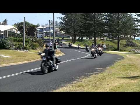 One Tree Poker Run - Tuross Head 2014