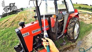 Vlog#2 - **Podrzucanie obornika & mycie sprzętu ! ~PODZIĘKOWANIE ZA 1000 SUB !~ /Mf 255