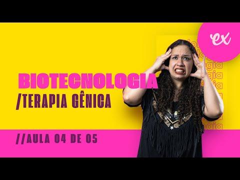 BIOLOGIA - Biotecnologia - Terapia Gênica