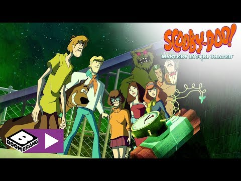 Scooby Doo Mystery Incorporated  Bomb Scare Boomerang Africa