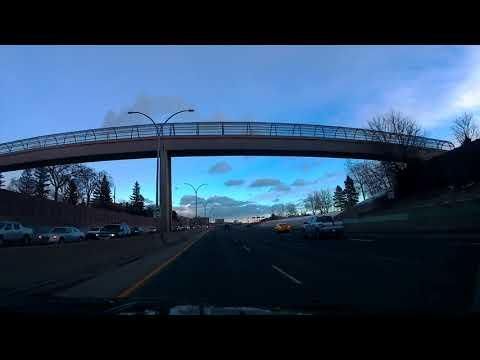From Edmonton to Sherwood Park Alberta