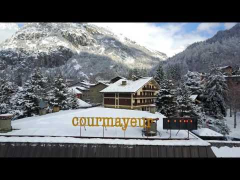 Valle D'Aosta, Italy in 4K