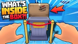 WHATEVER YOU DO, *DON'T* TOUCH THE BOX!! || This Side Up Gameplay