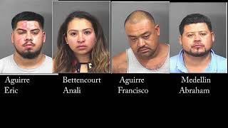07.16.18  Party Goers Arrested/Major Accident/Police Chase