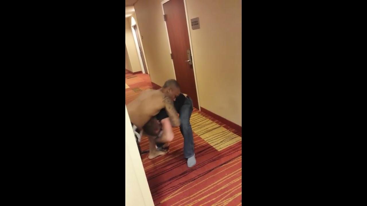 New Years Eve brawl in Pittsburgh - YouTube