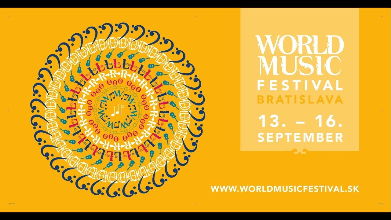 5ce0e8e79 World Music Festival Bratislava už po štvrtýkrát ukáže, že hudba nepozná  hranice | Hudba.sk