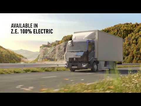 Renault Trucks D Range 2020 🔥