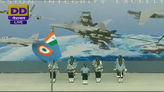 The 82nd Anniversary of the Indian Air Force Day