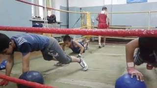 Бокс Кара-Балта