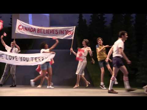 Marathon of Hope: The Musical