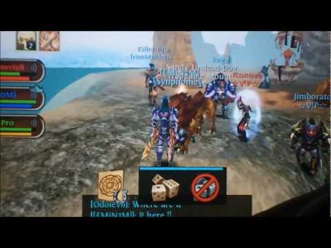 Order & Chaos Online Trappable Mounts: Sandy Undead Dog