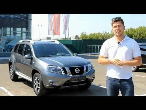 Новый Nissan Terrano Обзор.Anton Avtoman.