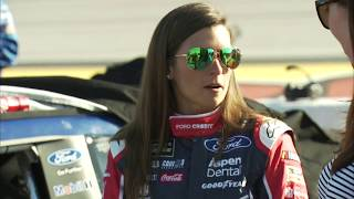 Danica Patrick will not return to Stewart-Haas Racing in 2018