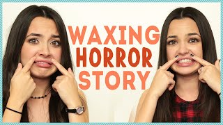 WAXING HORROR STORY w/ The Merrell Twins