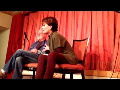 This IS 'Pippin' Lucie Arnaz Luckinbill and John Rubinstein discuss going the cast.