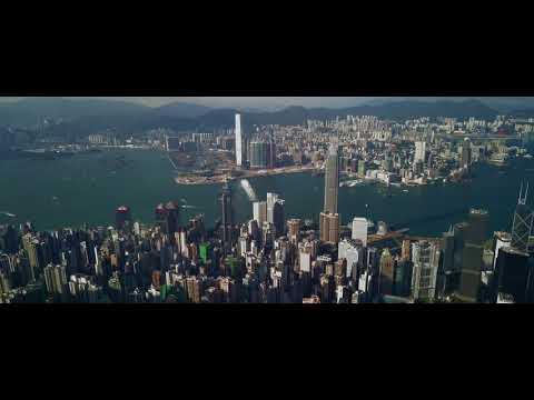 Hong Kong  - Enter the Drone, The Peak